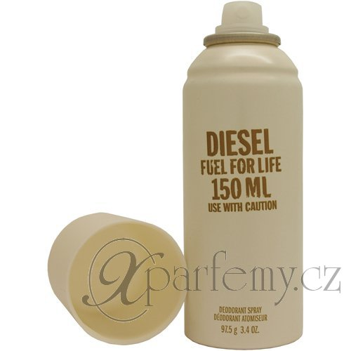 Diesel Fuel For Life Femme - deospray 150 ml